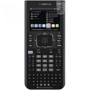 Texas-Instruments-Nspire-CX-CAS-Calculatrice-graphique-avec-pav-tactile-Import-Royaume-Uni-0