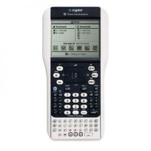 Texas-Instruments-TI-NSPIRE-Calculatrice-Graphique-0