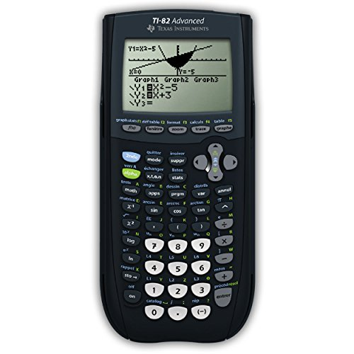 Texas-Instruments-TI-82-Advanced-Calculatrice-Graphique-0