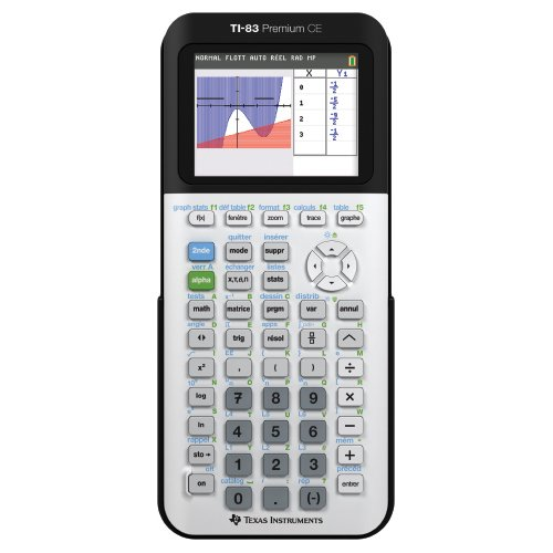 Texas-Instruments-TI-83-Premium-Calculatrice-scientifique-BlancNoir-0