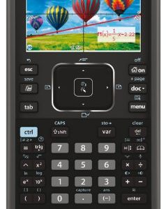 Texas-Instruments-TI-Nspire-CX-CAS-Calculatrice-graphique-Noir-0