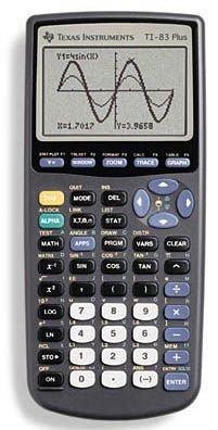 Texas-Instruments-TI-83-Plus-Calculatrice-graphique-Import-Allemagne-0
