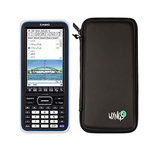 Calculatrice-graphique-Casio-Classpad-II-FX-CP-400-Kit-complet-6-Erweiterte-Garantie-Schutztasche-0