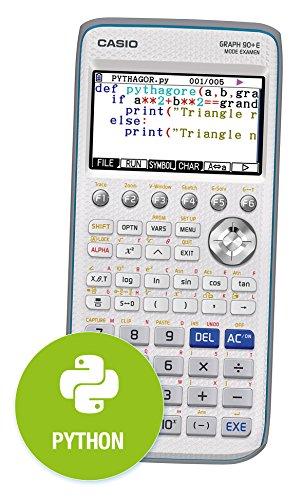 Casio-Graph-90E-Calculatrice-Graphique-avec-Python-0