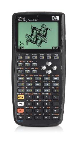 Hewlett-Packard-F2229AAUUZ-HP50g-Calculatrice-graphique-Noir-0