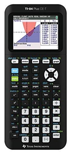 Texas-instruments-84PLCETBL2E5A-TI-84-Plus-CE-T-Calculatrice-graphique-avec-lien-USBK-inclus-0
