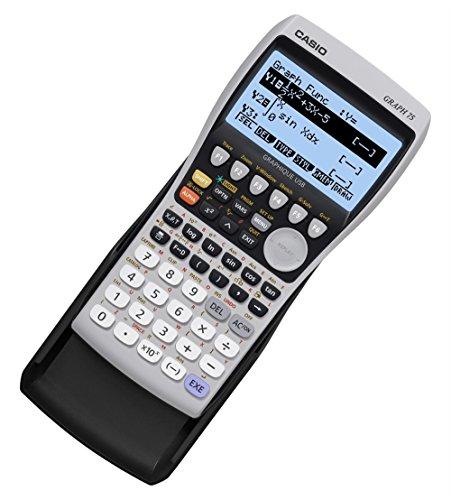 Casio-Graph-75-E-Calculatrice-Graphique-8-lignes-21-caractres-avec-mode-examen-0